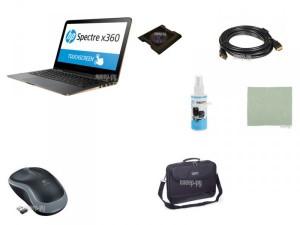 Купить Ноутбук HP Spectre 13x360 13-4106ur X5B60EA Выгодный набор + подарок серт. 200Р!!(Intel Core i7-6500U 2.5 GHz/8192Mb/512Gb SSD/No ODD/Intel HD Graphics/Wi-Fi/Bluetooth/Cam/13.3/2560x1440/Touchscreen/Windows 10 64-bit)