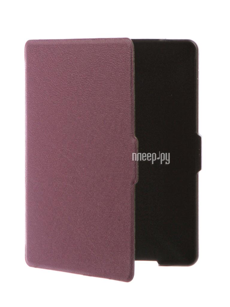 Аксессуар Чехол for Reader Book 2 TehnoRim Slim Purple TR-RB2-SL01PR