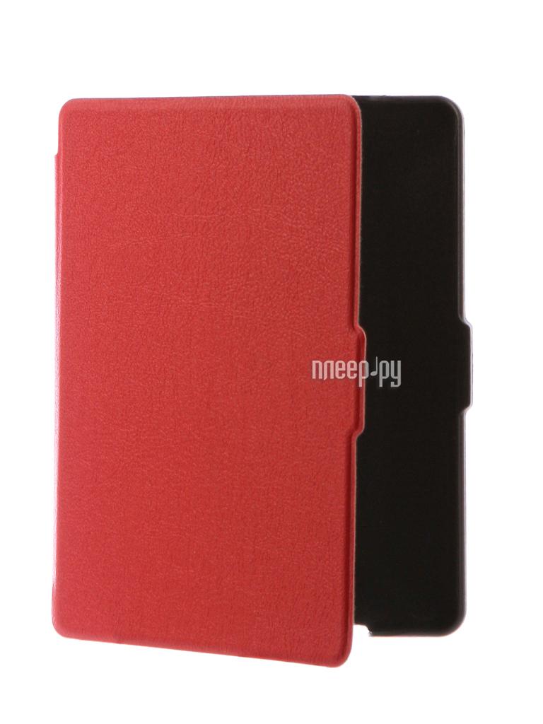 Аксессуар Чехол for Reader Book 2 TehnoRim Slim Red TR-RB2-SL01RD