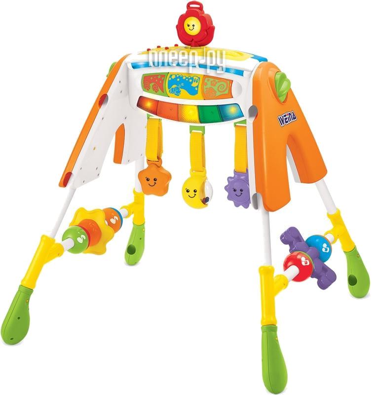Игрушка Weina 2076 Многофункциональный развивающий центр для малыша 4 в 1