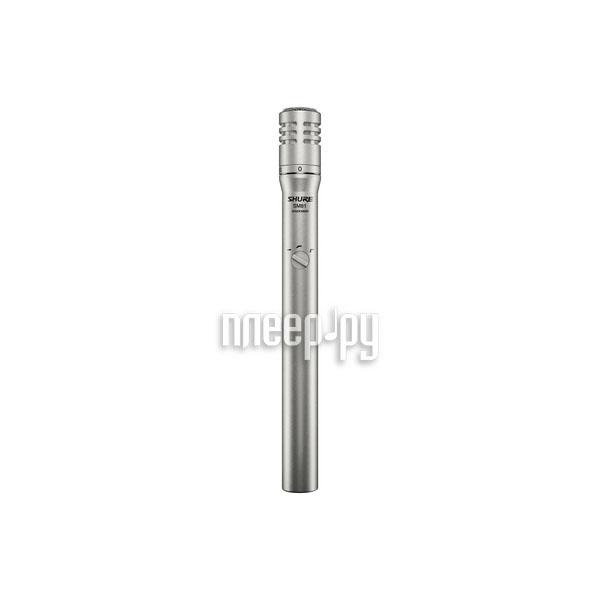 Микрофон SHURE SM81