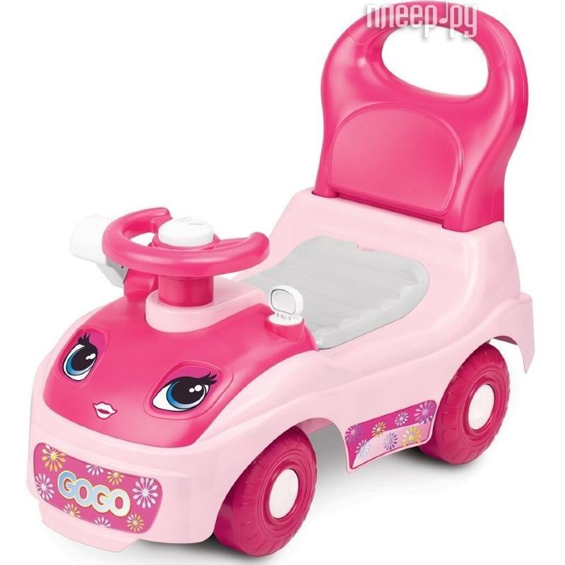 Игрушка Weina 2149 Машина каталка ходунки Принцесса 4893062021498