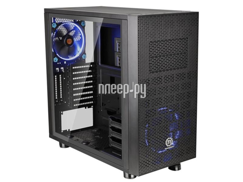 Корпус Thermaltake Core X31 Tempered Glass Edition Black CA-1E9-00M1WN-03