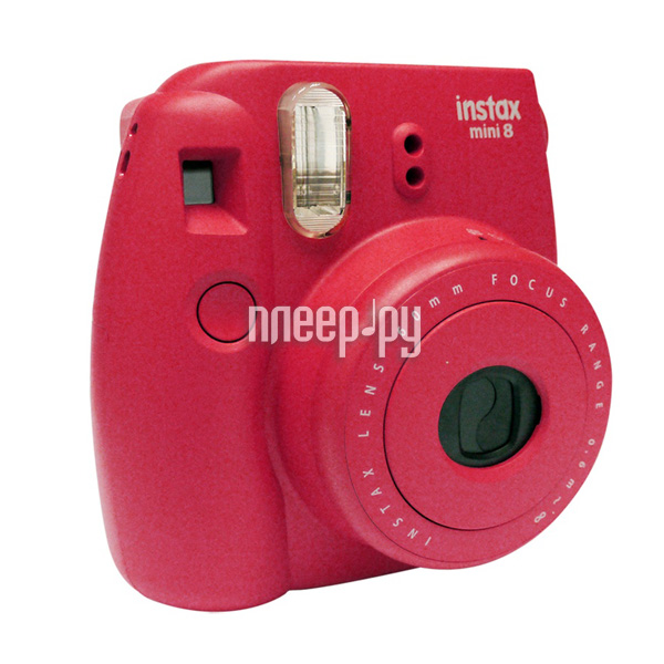 Фотоаппарат FujiFilm 8 Instax Mini Red