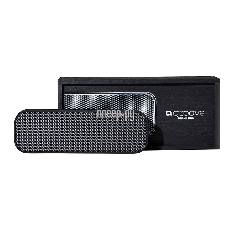 Колонка Kreafunk aGROOVE Kfdz60 Black Edition за 5804 рублей