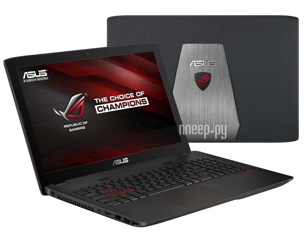 Ноутбук ASUS GL552VW-CN947T 90NB09I3-M12340 (Intel Core i7-6700HQ 2.6 GHz