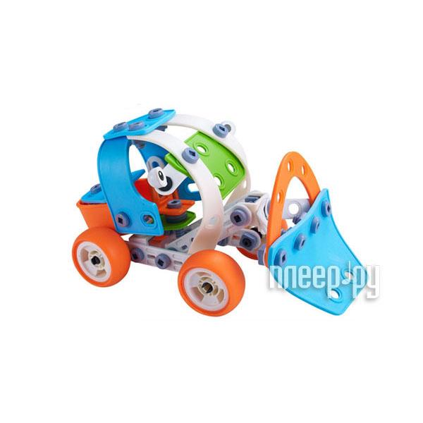 Конструктор Toy Toys Бульдозер и Самолёт 117 деталей TOTO-023