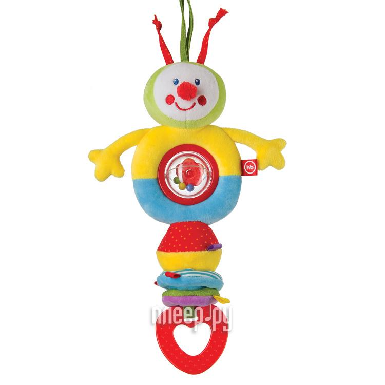 Игрушка Happy Baby Погремушка-растяжка Гусеница 330362 купить