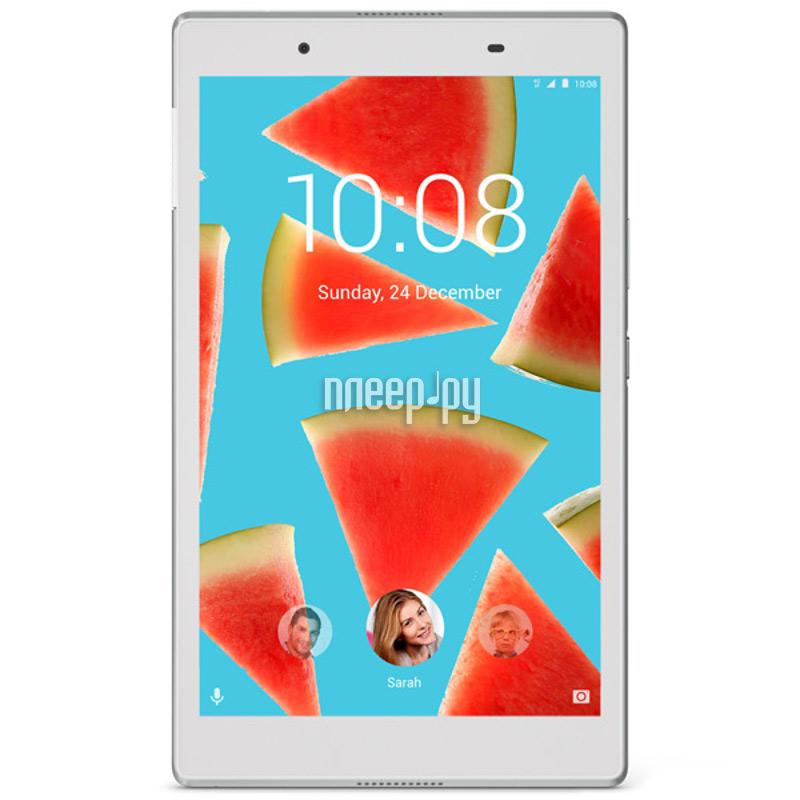 Планшет Lenovo Tab 4 TB-8504X ZA2D0059RU (Qualcomm Snapdragon 425 1.4 GHz / 2048Mb / 16Gb / GPS / LTE / 4G / Wi-Fi / Bluetooth / Cam / 8.0 / 1280x800 / Android)