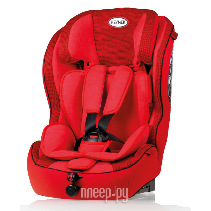 Автокресло HEYNER MultiRelax AERO FIX ISOFIX Racing Red 798 130
