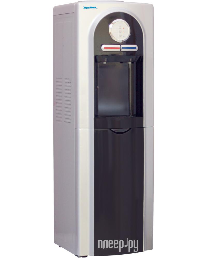 Кулер Aqua Work YLR1-5-VB Black-Silver