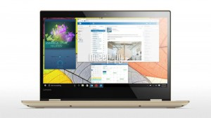 Купить Ноутбук Lenovo Yoga 520-14IKB 80X8001WRK (Intel Core i5-7200U 2.5 GHz/8192Mb/1000Gb + 128Gb SSD/No ODD/nVidia GeForce 940MX 2048Mb/Wi-Fi/Bluetooth/Cam/14.0/1920x1080/Touchscreen/Windows 10 64-bit)