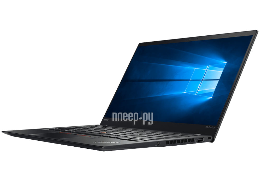 Ноутбук Lenovo ThinkPad X1 Carbon 5 20HR005RRT (Intel Core i5-7200U 2.5 GHz / 8192Mb / 256Gb SSD / No ODD / Intel HD Graphics / Wi-Fi / Bluetooth / Cam / 14.0 / 1920x1080 / Windows 10 64-bit)