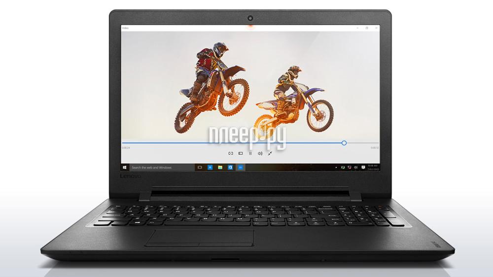 Ноутбук Lenovo 110-15ACL 80TJ00DERK (AMD A6-7310 2.0 GHz / 4096Mb / 500Gb / AMD Radeon R5 M430 2048Mb / Wi-Fi / Bluetooth / Cam / 15.6 / 1366x768 / Windows 10 64-bit)