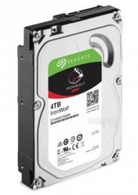 Жесткий диск 4Tb - Seagate IronWolf ST4000VN008