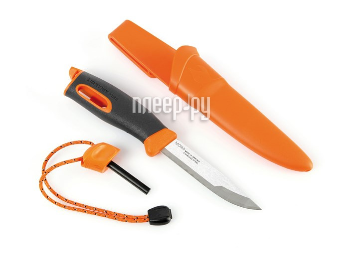 Light My Fire Swedish FireKnife Mora Orange