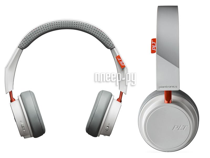 Гарнитура Plantronics BackBeat 500 White