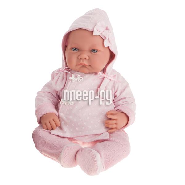 Кукла Antonio Juan Кукла Алисия Pink 3368P