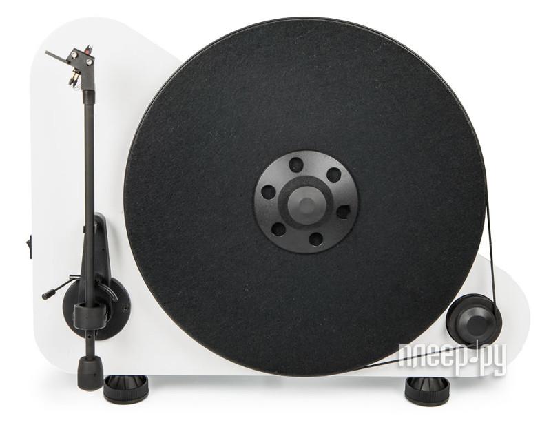 Проигрыватель виниловых дисков Pro-Ject VT-E L White