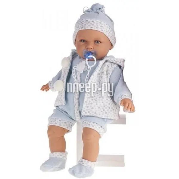 Кукла Antonio Juan Кукла Бенита Light Blue 1901B