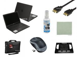 Купить Ноутбук Dell Inspiron 3567 3567-7862 Выгодный набор + подарок серт. 200Р!!(Intel Core i3-6006U 2.0 GHz/4096Mb/1000Gb/DVD-RW/Intel HD Graphics/Wi-Fi/Bluetooth/Cam/15.6/1366x768/Windows 10 64-bit)