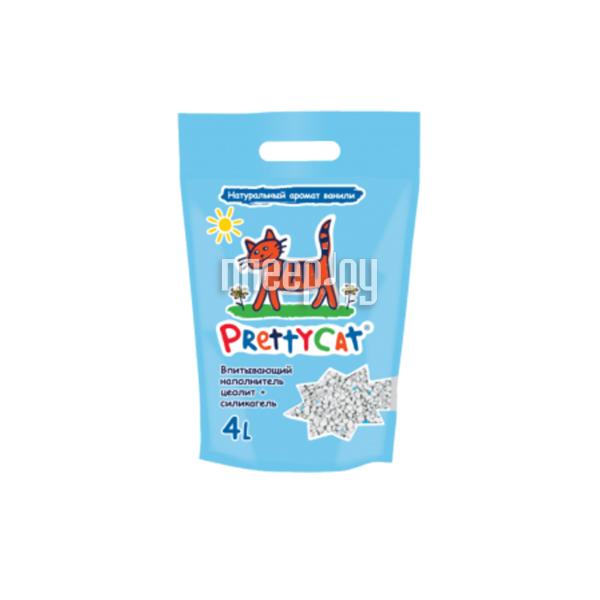 Наполнитель PrettyCat Aroma Fruit впитывающий 2kg 66669