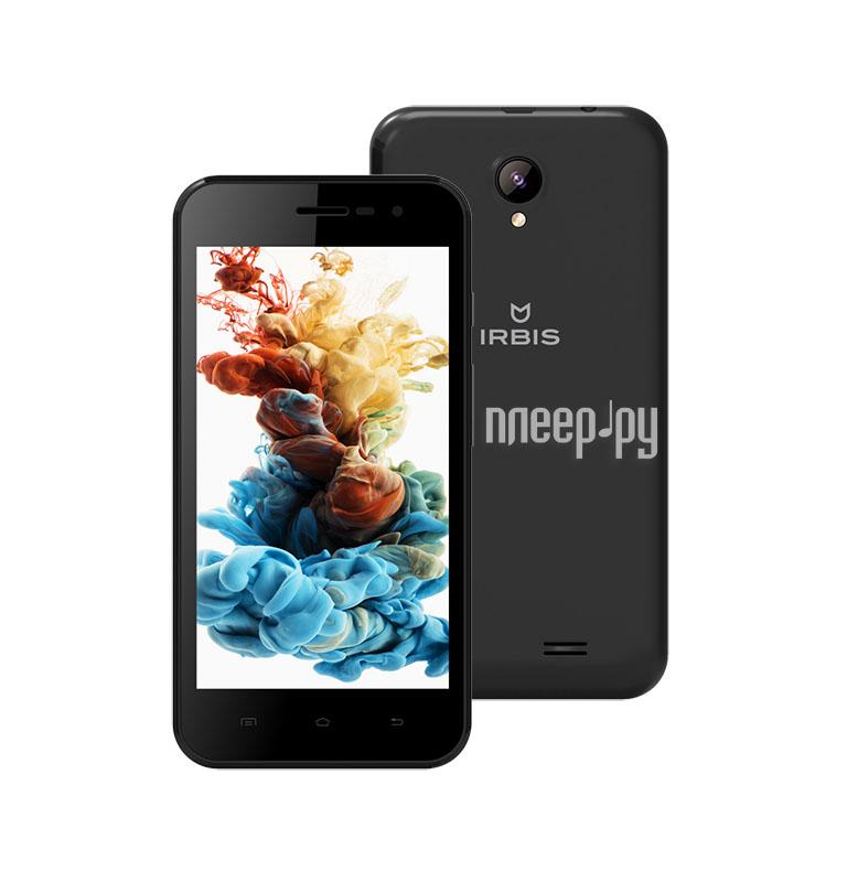 Сотовый телефон Irbis SP455 Black
