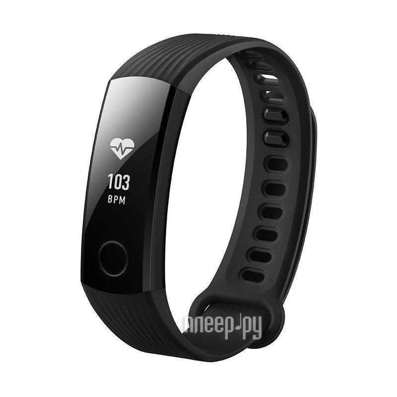 Умный браслет Huawei Honor Band 3 Black 55022154