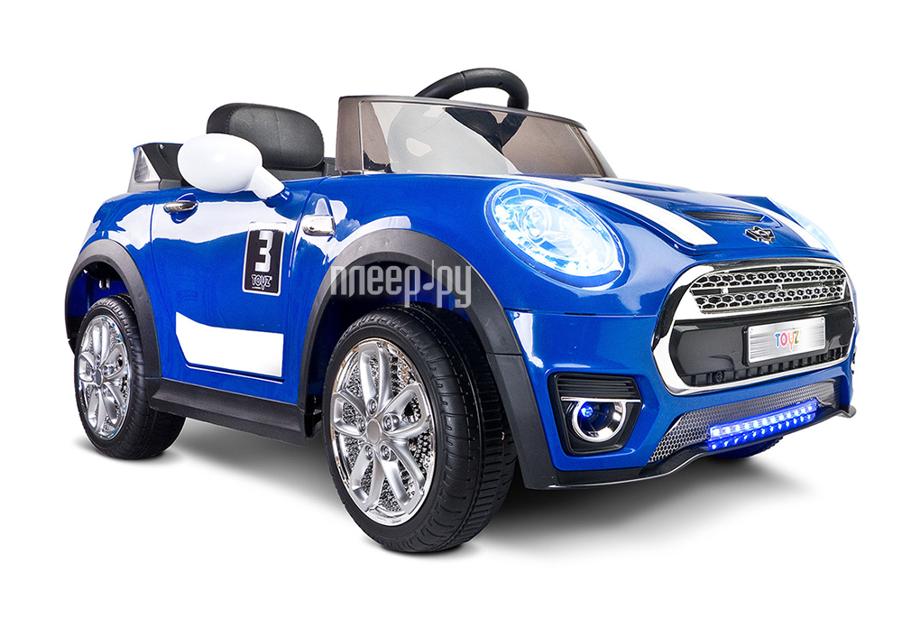 Электромобиль Caretero Toyz Maxi Blue купить
