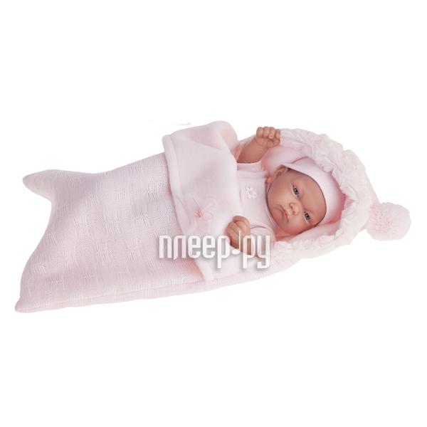 Кукла Antonio Juan Кукла-младенец Карла Pink 4066P
