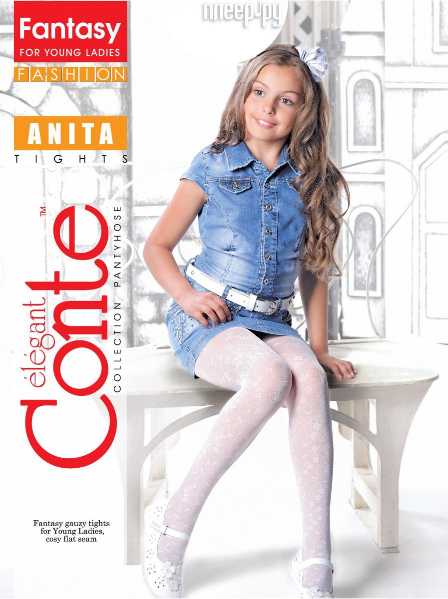 Колготки Conte Anita 152-158 Marino