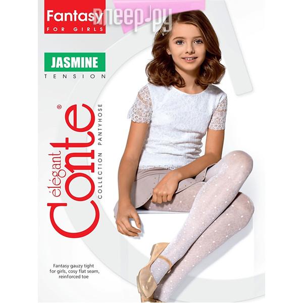 Колготки Conte Jasmine 104-110 Pink