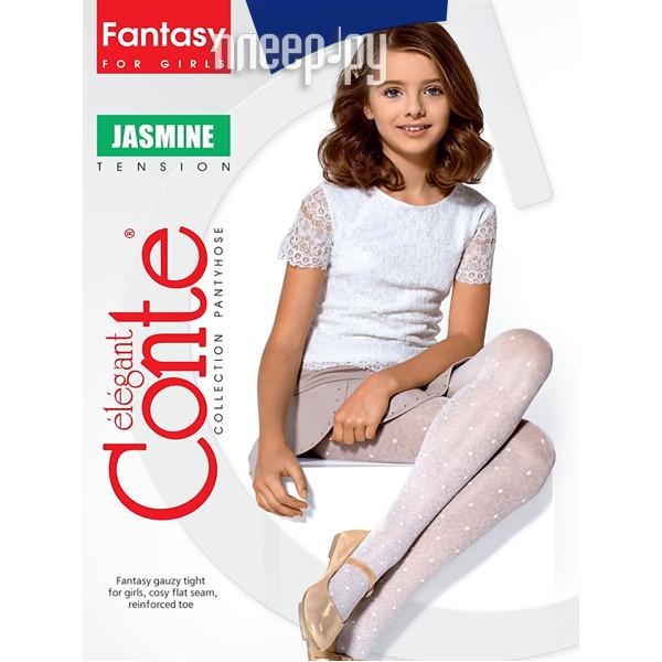 Колготки Conte Jasmine 128-134 Marino