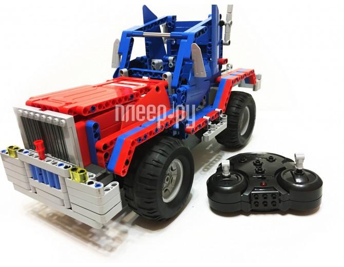 Конструктор CaDA Technic Convoy Truck RC49602