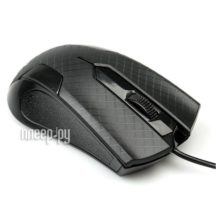 Мышь Dialog MOP-08U Black