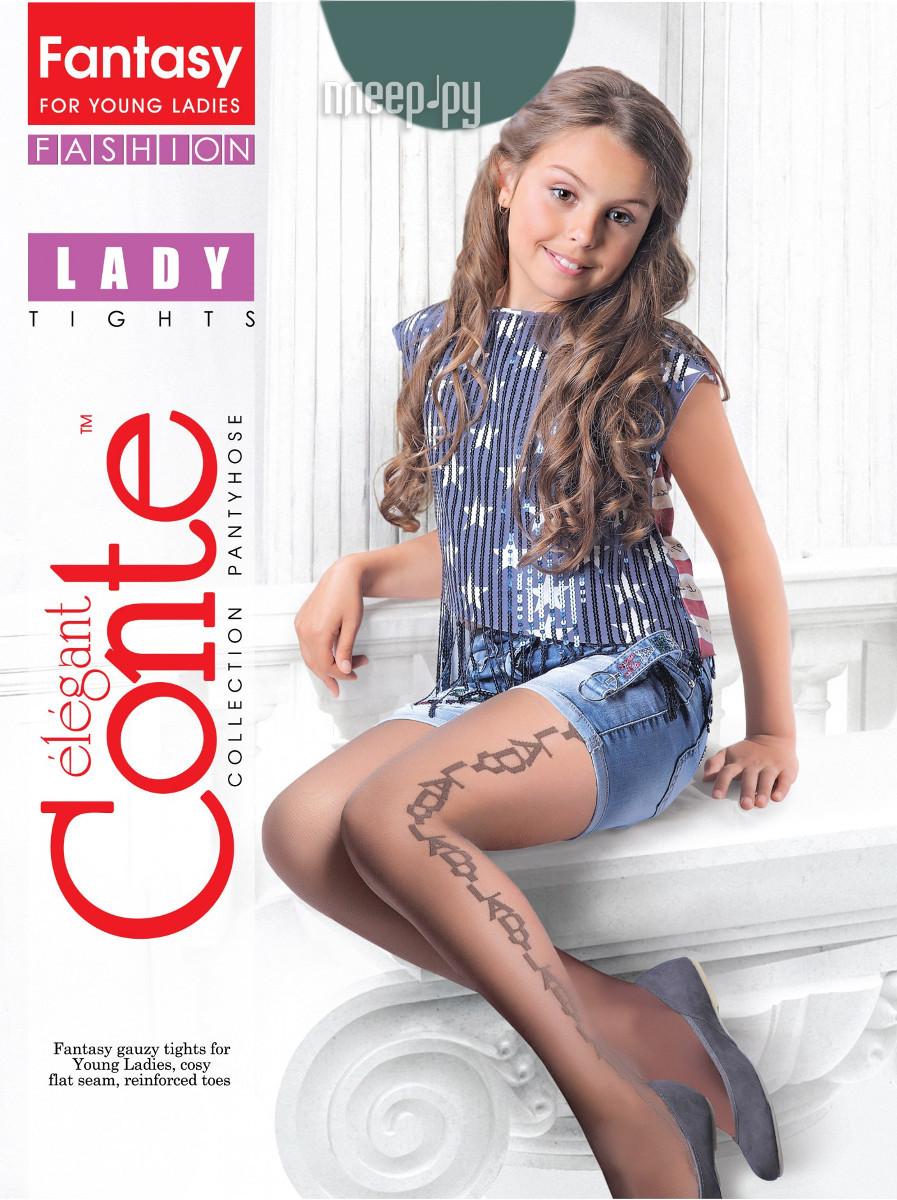 Колготки Conte Lady 146-152 Grafit