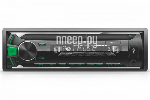 Автомагнитола ACV AVS-1713GD Green