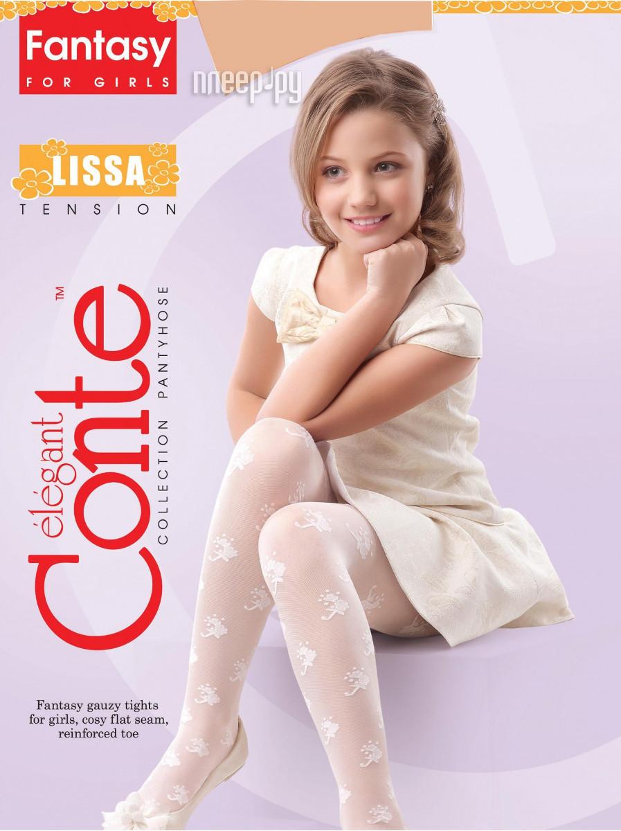 Колготки Conte Lissa 104-110 Natural