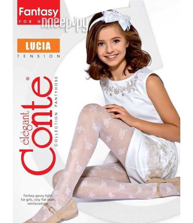 Колготки Conte Lucia 116-122 Bianco