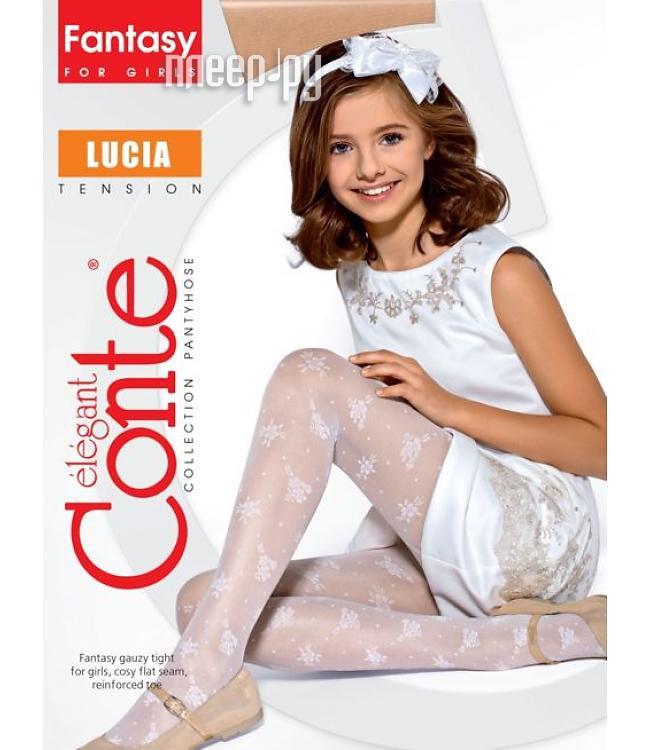 Колготки Conte Lucia 104-110 Natural