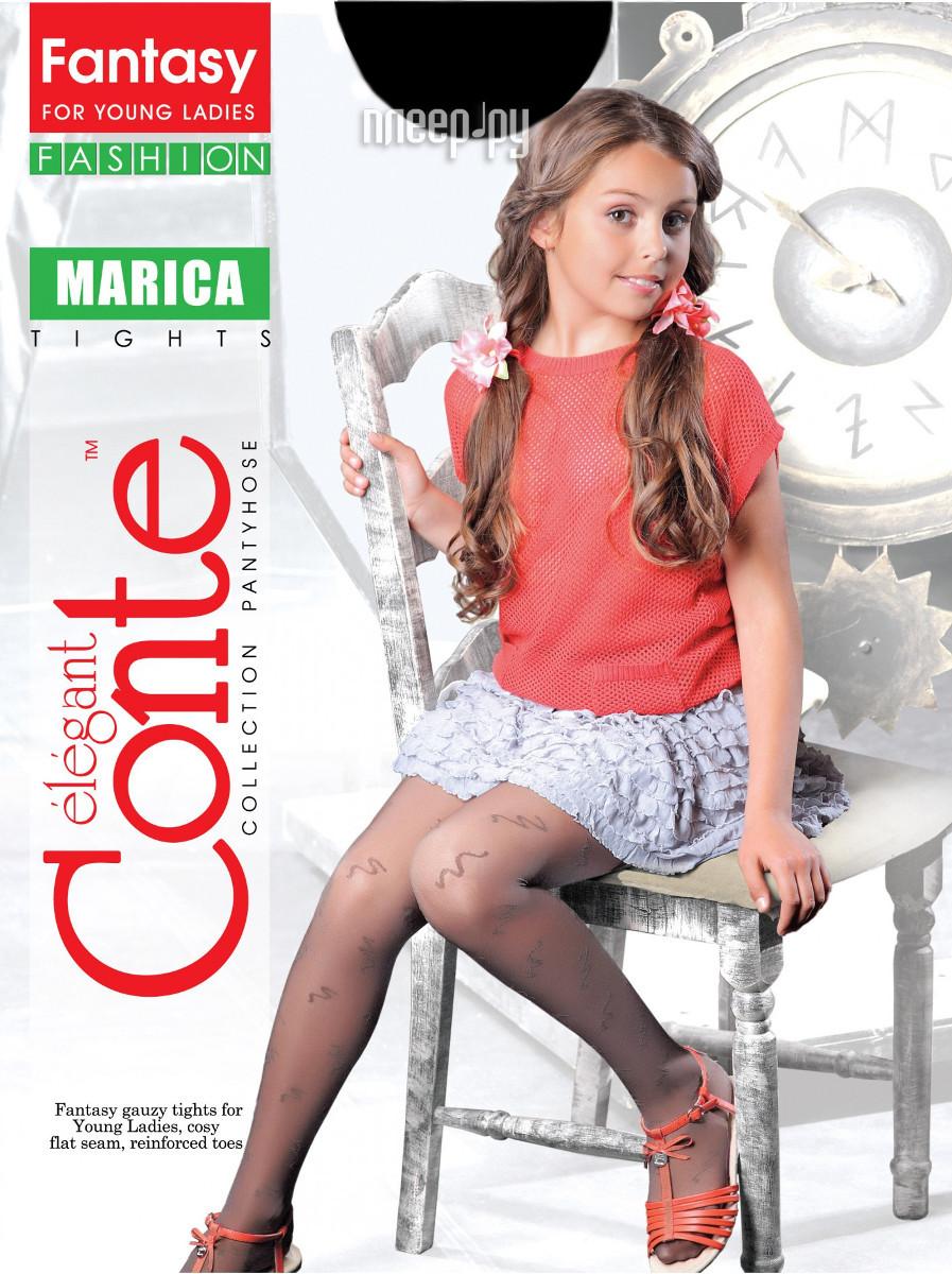 Колготки Conte Marica 158-164 Nero