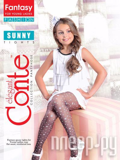 Колготки Conte Sunny 146-152 Bianco