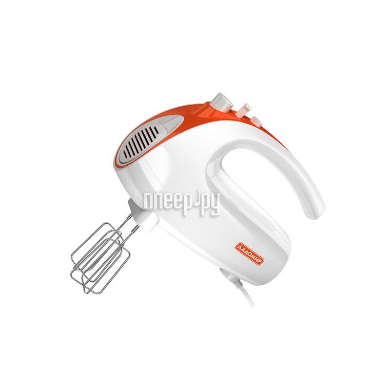 Миксер Ладомир 606 White-Orange