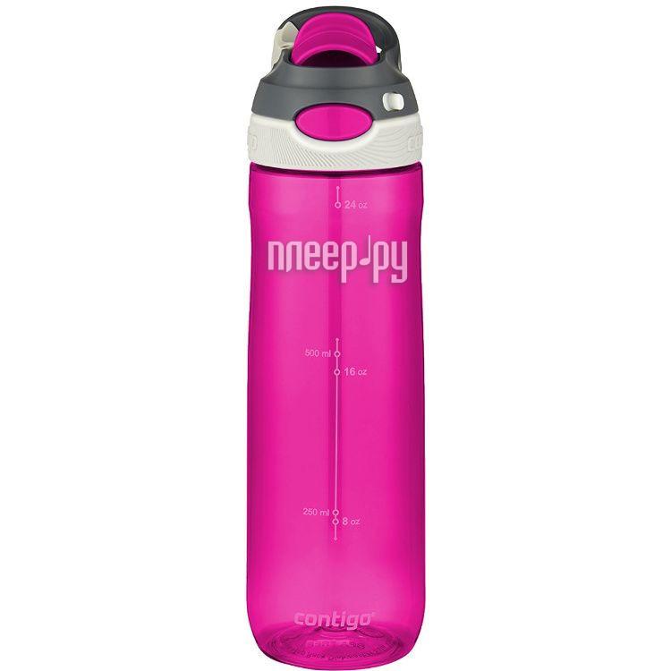 Бутылка Contigo Autospout Chug 720ml Pink contigo0762