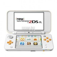 Игровая приставка Nintendo 2DS XL White-Orange ConNd2D10