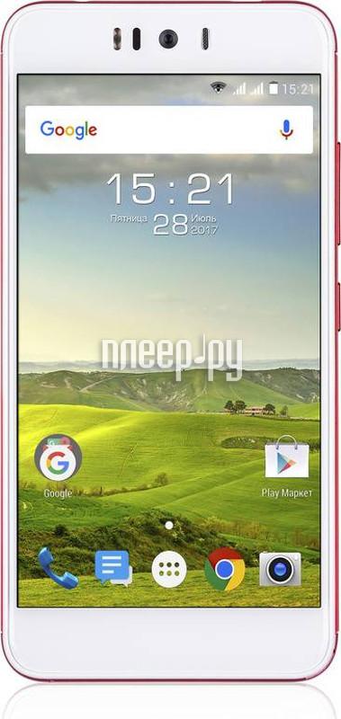 Сотовый телефон Fly FS520 Red