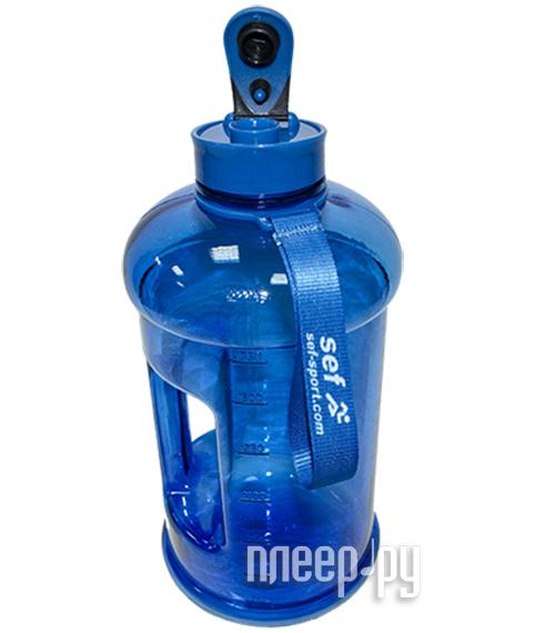 Бутылка Self BT-002 2.2L Blue