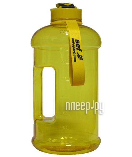 Бутылка Self BT-002 2.2L Yellow