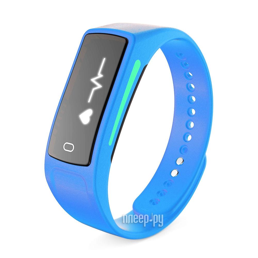 Умный браслет Wanna Fit V6 Blue