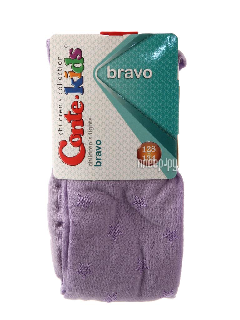 Колготки Conte Kids Bravo 14C-123CП 128-134 Lilac